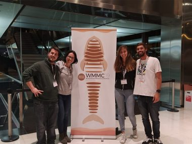 Futurismo biologists in WMMC 2019